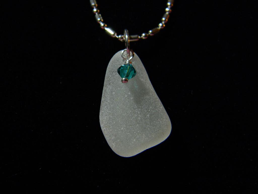 White & Blue Zircon Swarvoski Crystal