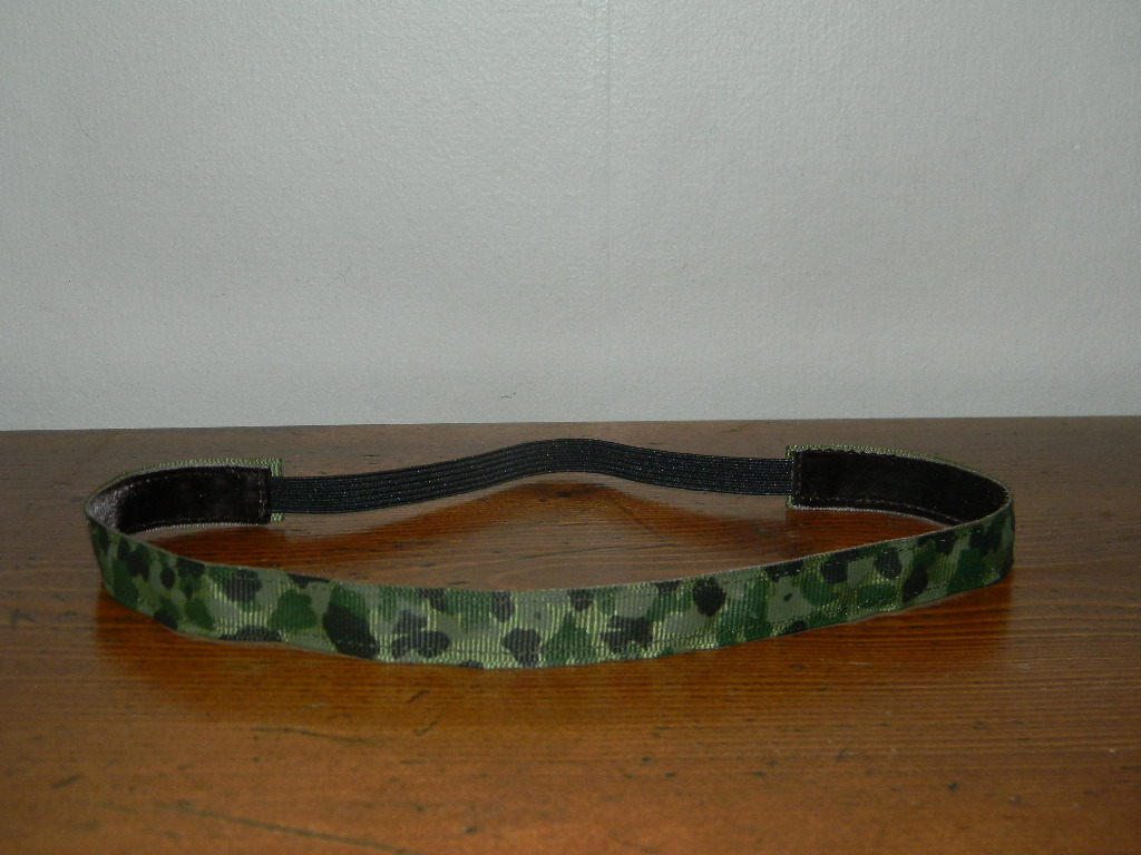 Camo NO SLIP Headband