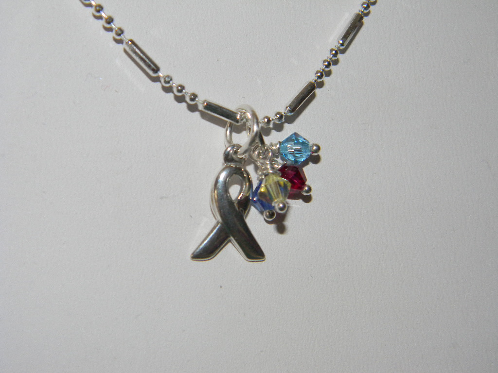 Autism Awareness Pendant