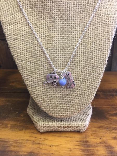 Camper Necklace