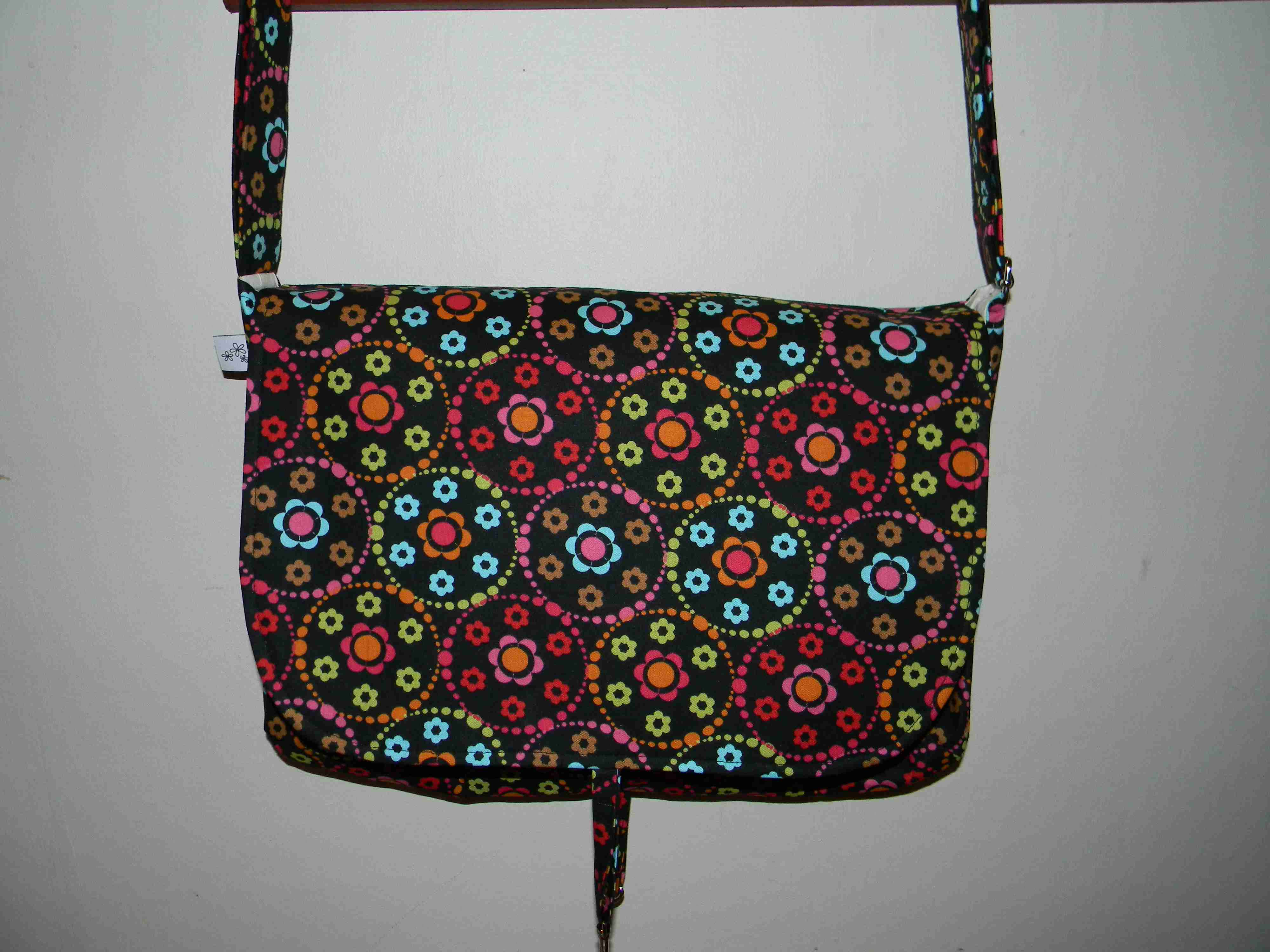 The Large Haley Messenger Bag