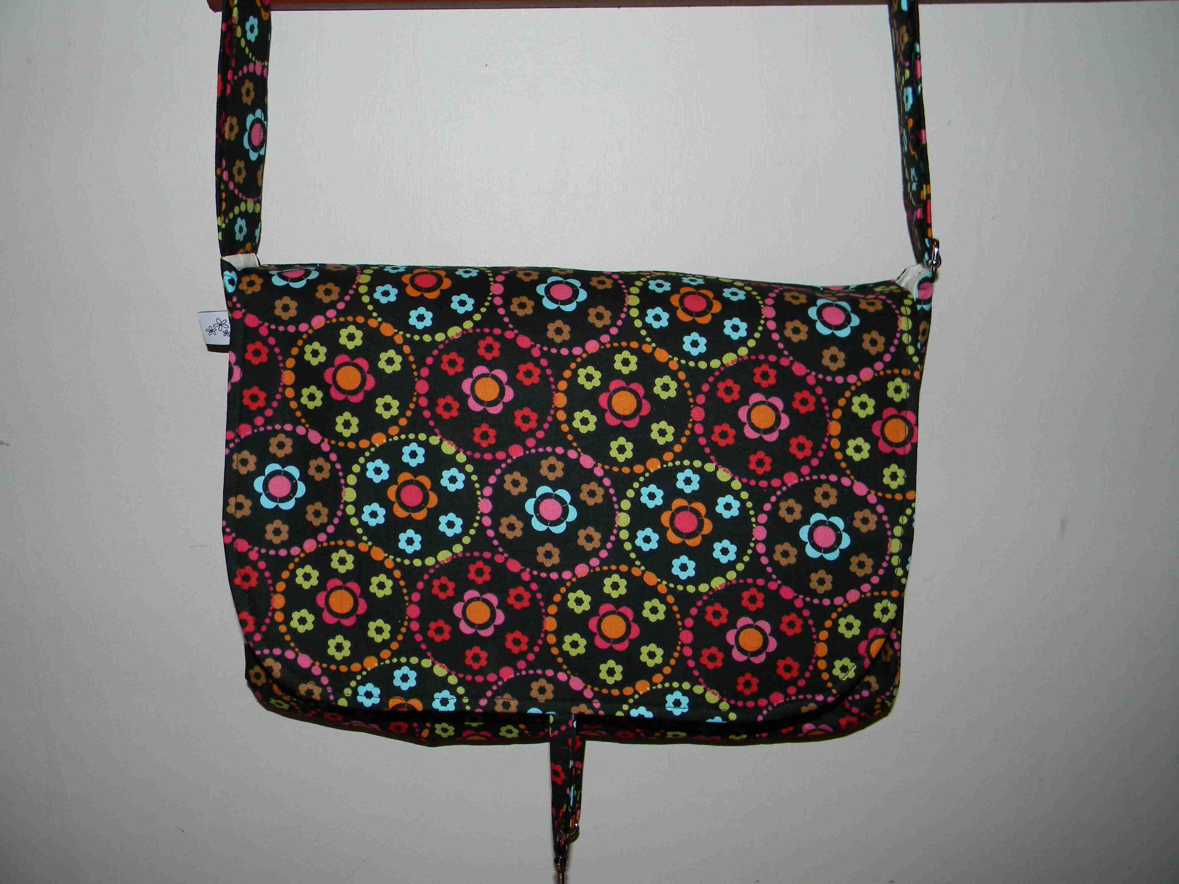 The Large Haley Messenger Bag