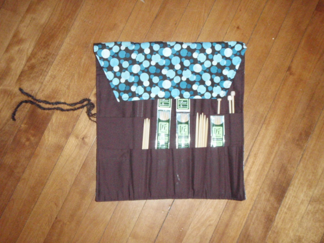 The Knitting Needle Organizer