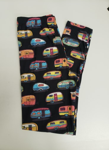 Camper One Size Leggings